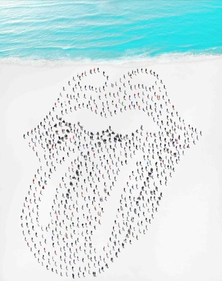 Rolling Mouth hommage Aux Rolling Stones © Didier de Radiguès