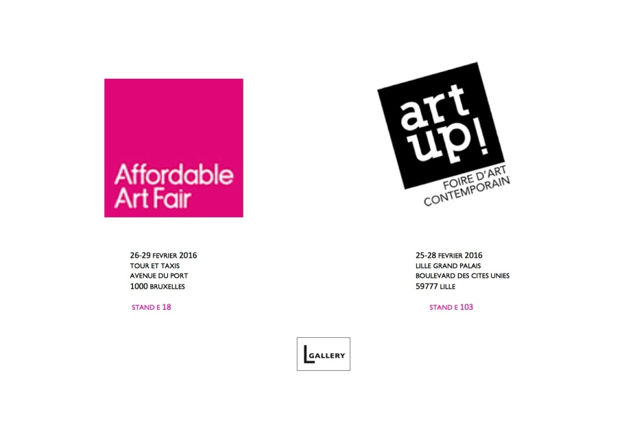 affiche site lgallery aaf et artup lille 2016