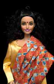 Barbie Indienne © Camille Berna