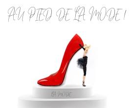 La Fayette au pied de la mode © Camille Berna